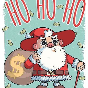 Ho Ho Ho by scoweston