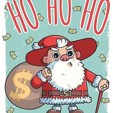 Ho Ho Ho by scoweston