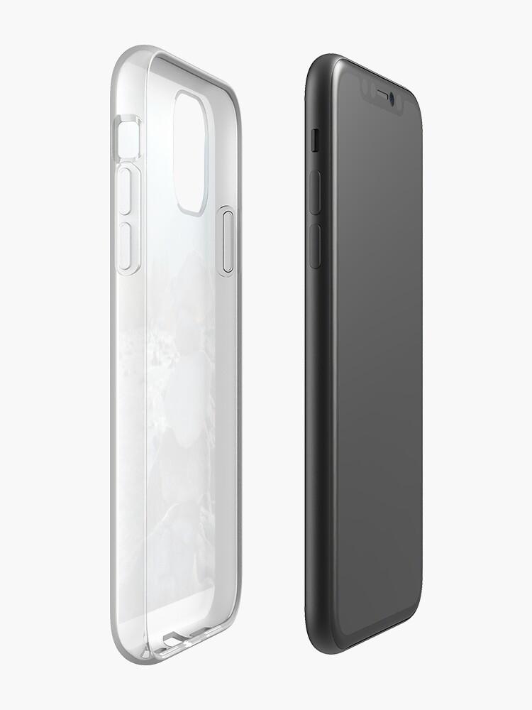 Coque iPhone «Des pierres», par paneele