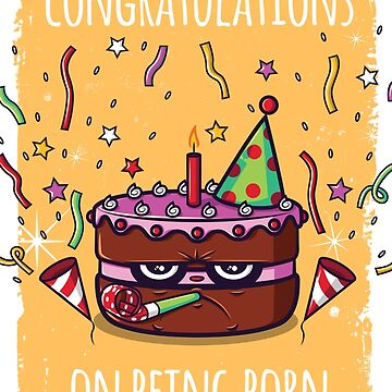 Congratulations on being born by scoweston