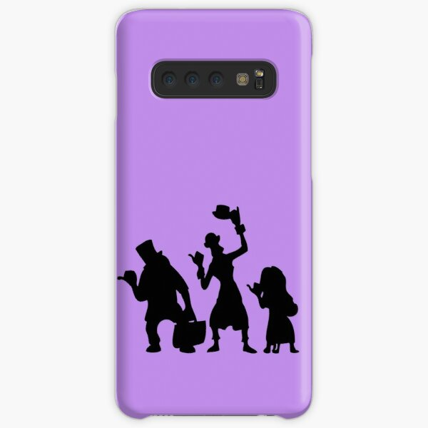 Haunted Mansion Hitchhiking Ghosts Samsung Galaxy Snap Case