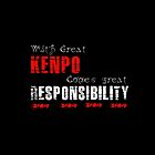 With great Kenpo comes great responsibility by MartialArtsNerd