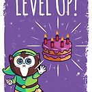 Level up by Scott Weston