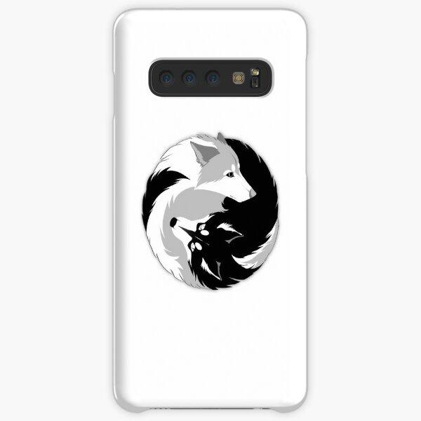 Husky love Samsung Galaxy Snap Case