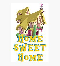 ponyville home sweet home Photographic Print