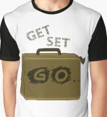 Get Set Go.. Graphic T-Shirt