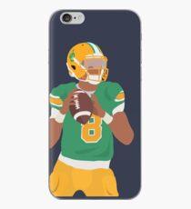Marcus Mariota Minimalist Piece iPhone Case