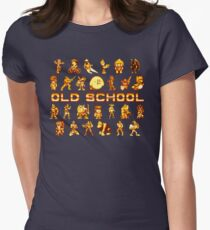 Golden Age of Gaming Women's Fitted T-Shirt
