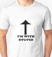 Camiseta ajustada camisa autodespreciativa
