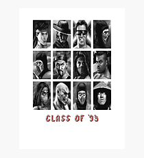 Class of '93 Photographic Print