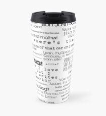 Supernatural - Dean Travel Mug