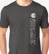 Aphrodisiac lovebirds (vertical) Unisex T-Shirt