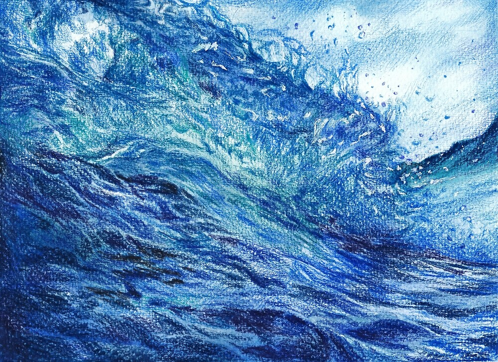 Wave by AnnaShell