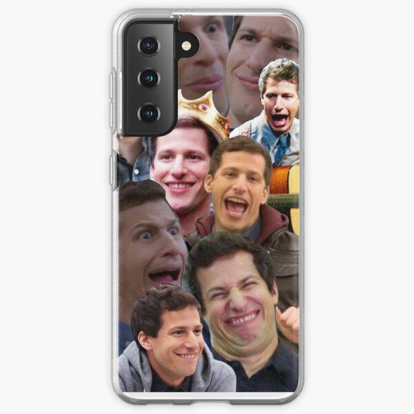 Jake Collage Samsung Galaxy Soft Case
