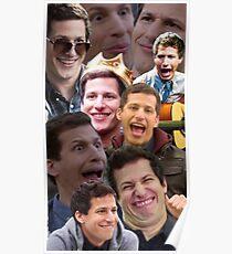 Jake Collage Poster