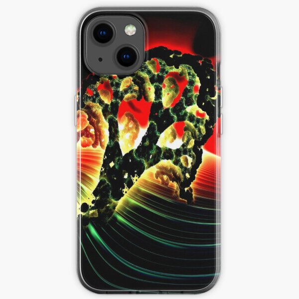 Savannah by Spaced Painter iPhone Soft Case