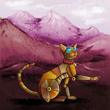 Steamcat by Jenji