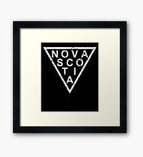 Stylish Nova Scotia Framed Print