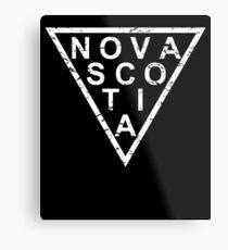 Stylish Nova Scotia Metal Print