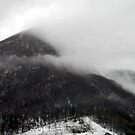 Foggy mountains by Kallian