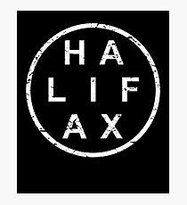 Stylish Halifax Photographic Print
