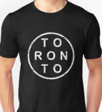 Stylish Toronto Unisex T-Shirt