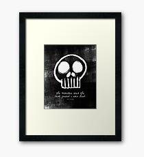 Boris Karloff Framed Print