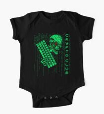 Crypto Club Cool Cryptocurrency Miner Kids Clothes