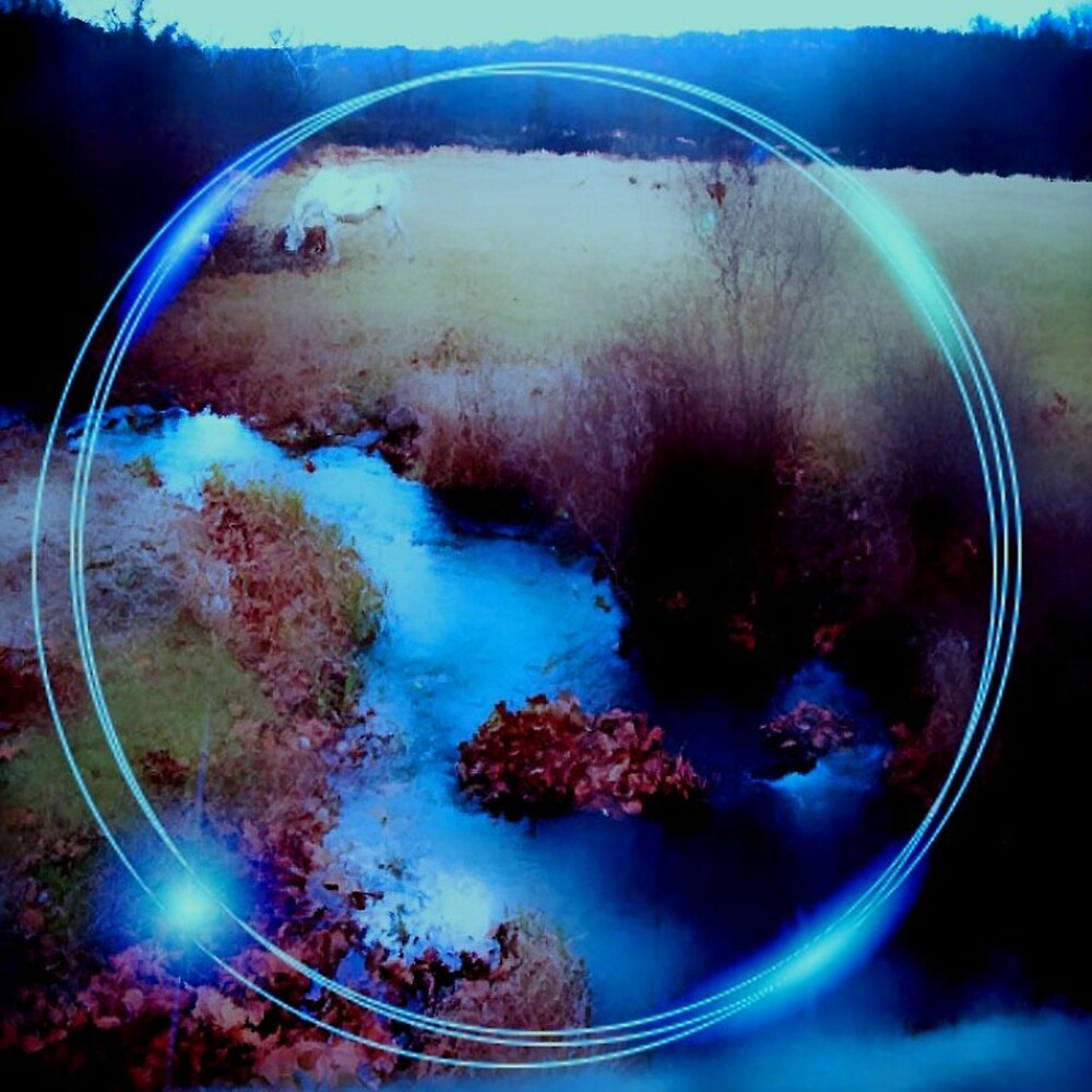 Magical Creek by Judi Taylor