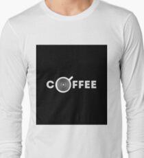 I love caffeine, coffee cup white/black T-Shirt