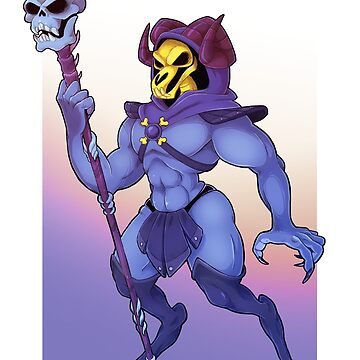 Skeletor by JimHiro