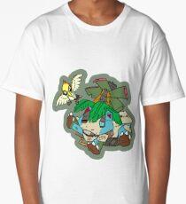 Venastion and Fletchymede Long T-Shirt