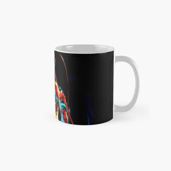 The Posthuman Prince of Azarius by Spaced Painter Classic Mug