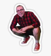 Anthony Fantano Sticker