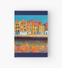 Ormond Quay Lower, Dublin, Ireland (2016) Hardcover Journal