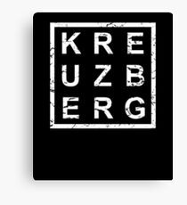 Stylish Kreuzberg Canvas Print