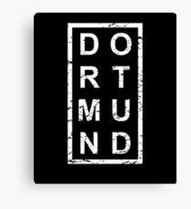 Stylish Dortmund Canvas Print