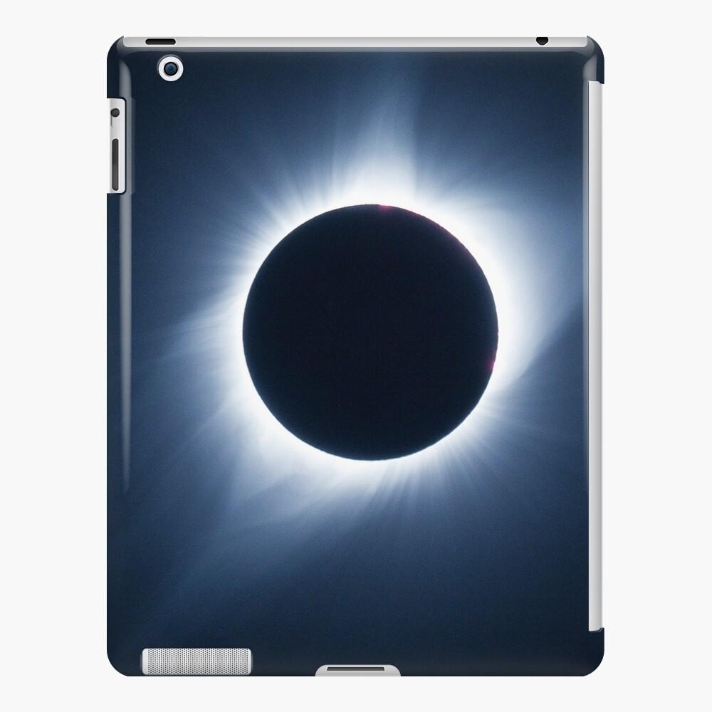2017 Solar Eclipse - Totality Corona III iPad Case & Skin