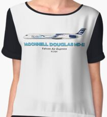 McDonnell Douglas MD-83 - Falcon Air Express Chiffon Top