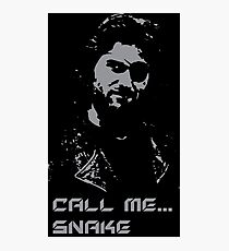 call me snake Photographic Print