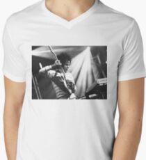 Omar Rodriguez Lopez / Mars Volta Men's V-Neck T-Shirt