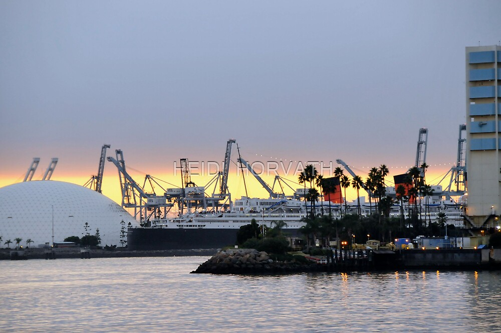 Our Queen Mary and Marina... by HEIDI  HORVATH