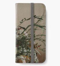 Vintage Flower iPhone Wallet/Case/Skin