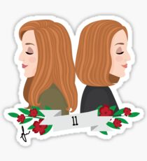 The X-Files - Dana Scully Season 11 Sticker