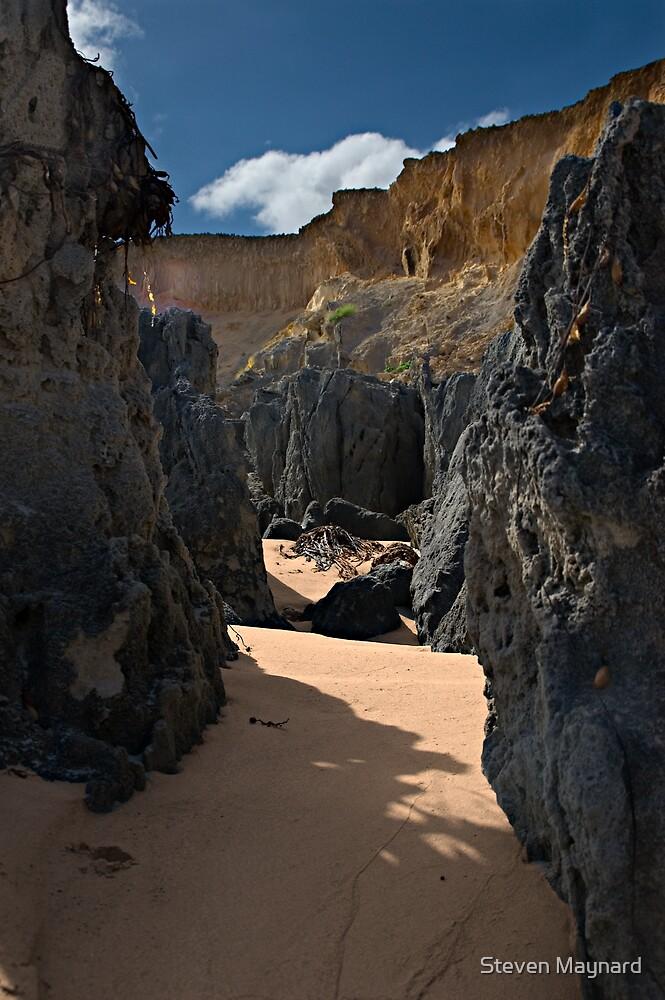 Noble Rocks  by Steven Maynard