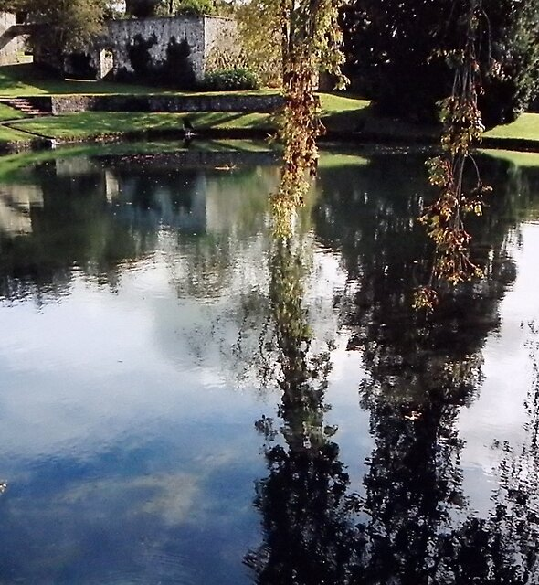 Old Reflections 1              by jamluc