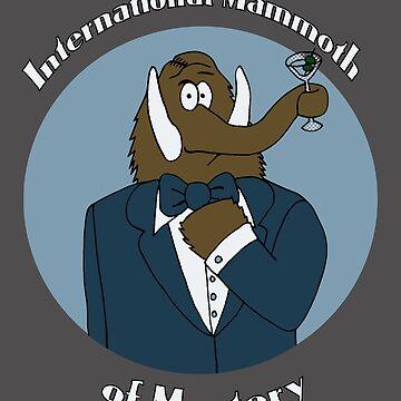 International Mammoth of Mystery by fructosebat