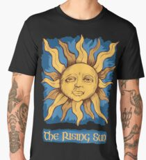 The Rising Sun_Merlin Men's Premium T-Shirt