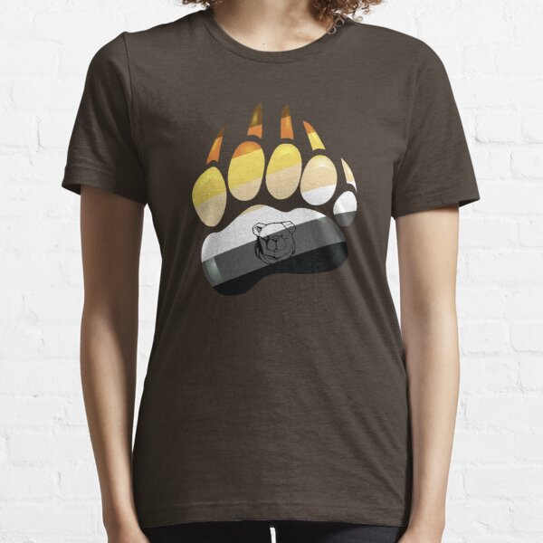 ROBUST BEAR BIG PAW COMMUNITY Essential T-Shirt