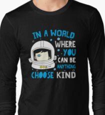 Trending Choose Kind Anti Bullying Helmet T-Shirt T-Shirt